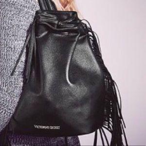 Fringe backpack NWOT